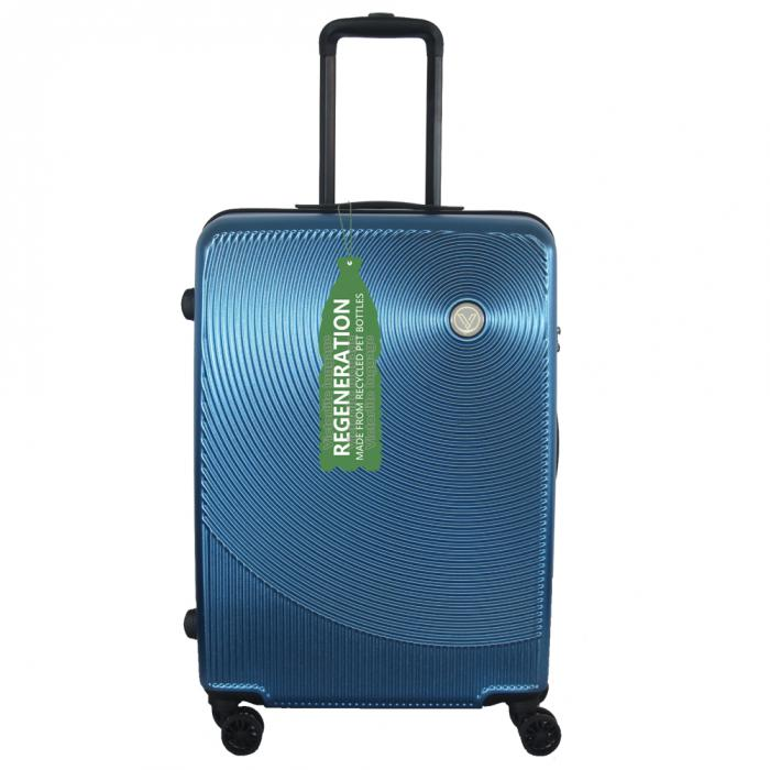 More and more people follow and use ECO-friendly Recycled RPET bags and suitcases